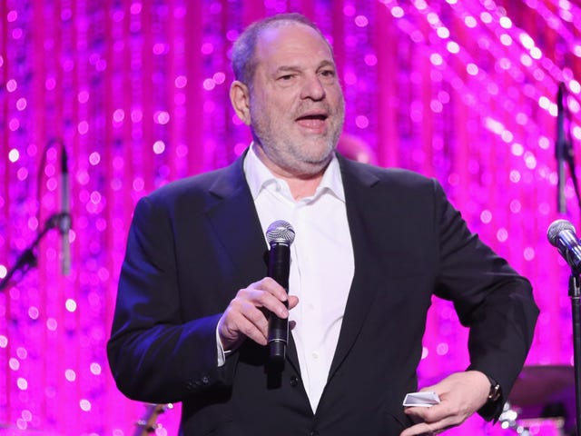 Harvey Weinstein Has Reportedly Called Himself a 'Savior' and 'Martyr For Social Change'