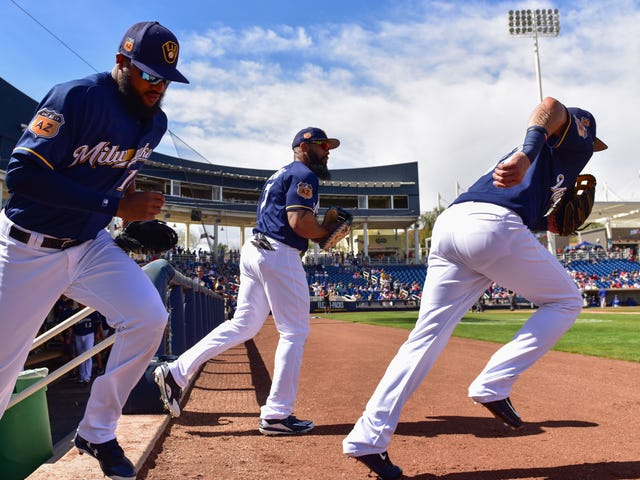 Study Finds Buying Brewers New Spring Training Park Will Lose Money, So Town Buries Study And Commissions Friendlier One