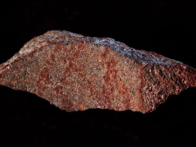 Οι αρχαιολόγοι έχουν βρει το παλαιότερο γνωστό σχέδιο του κόσμου σε ένα νοτιοαφρικανικό σπήλαιο