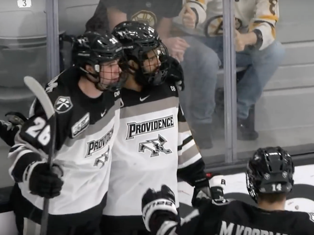 Hockey East Won't Discipline Anybody For Racist Remark Towards Providence Player