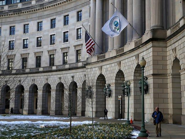 Informe: Arranque de la Casa Blanca Scott Pruitt 'Leales' en la EPA, espera que pienses que esto es un progreso