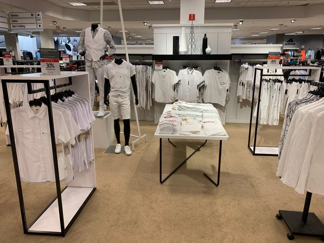 Why This All-White Memorial Day Weekend Sale at Macy's Is the Blackest Thing That Ever Happened This Week