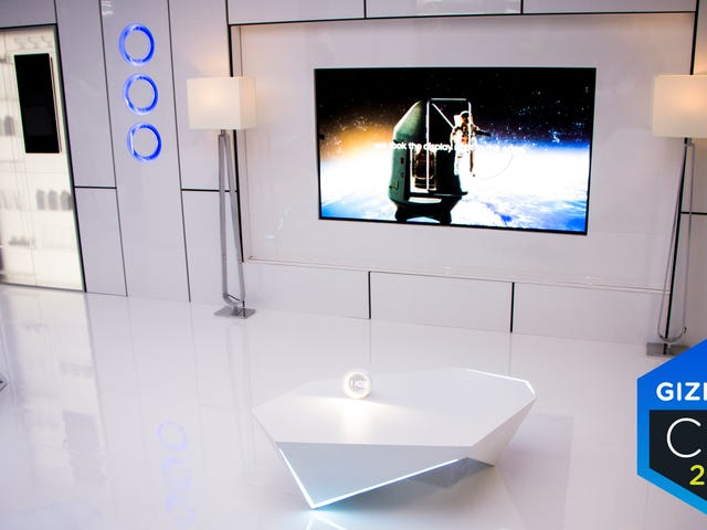 Why Samsung's Home of the Future Concept Scares the Hell Out of Me