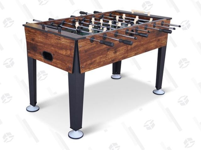 Add A Foosball Table To Your Home For Only $79