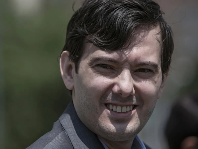 Martin Shkreli Reportedly Being Total Fuckboy From Prison