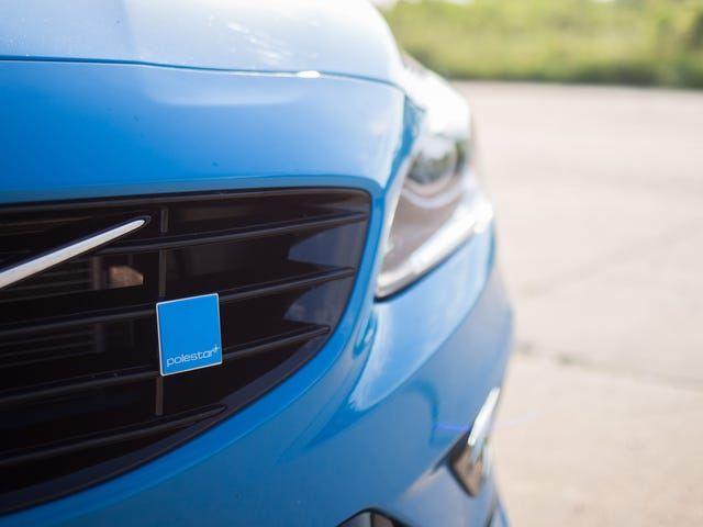 Polestar Will Be The Electric AMG Of Volvo
