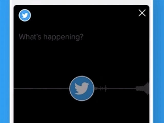 Twitter Now Lets You Stream Whatever the Hell Comes Out of Your Mouth
