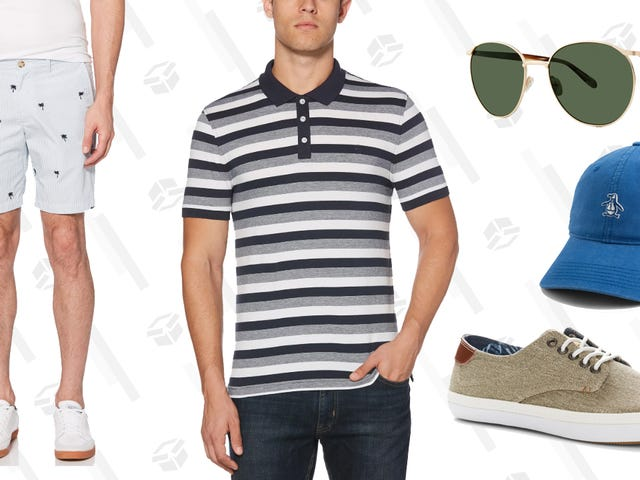 Take Up to 50% Off Sale Styles, Plus an Extra 10% Off, at Original Penguin