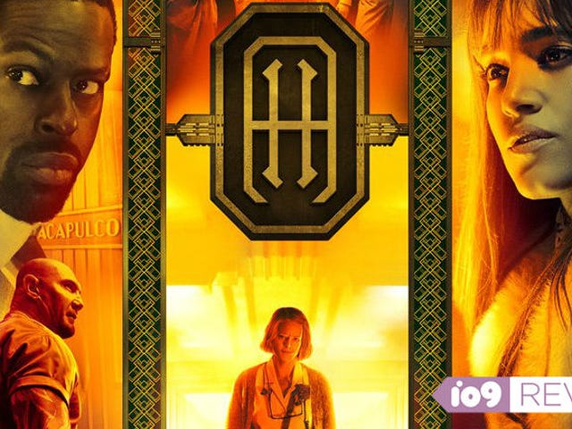 <i>Hotel Artemis</i> Almost Lives Up to Its Excellent Characters and Setting