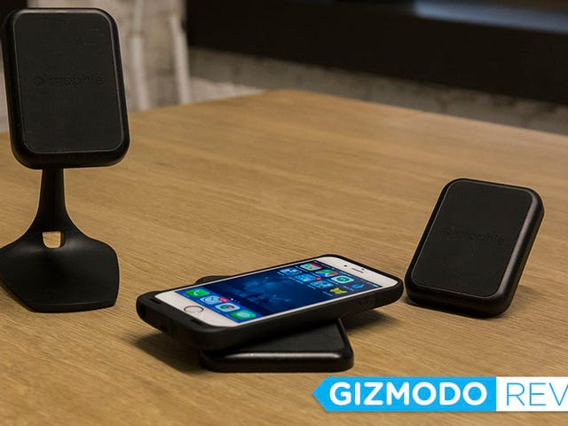 Mophie Brings Reliable Wireless Charging to the iPhone Before Apple Does