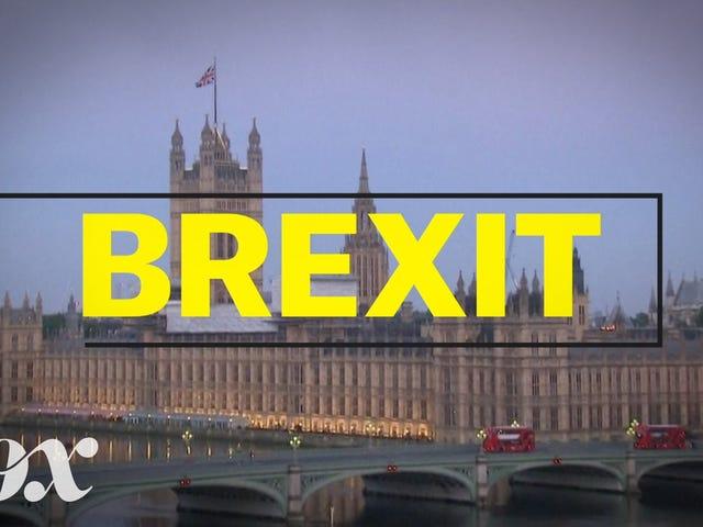 Великобританія голосує, щоб залишити Європейський Союз, ці відео пояснюють, що відбувається зараз