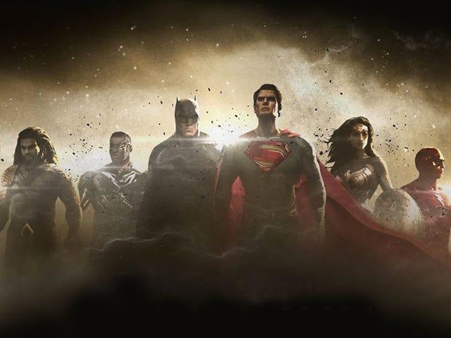La façon la plus folle d'imaginer l'univers cinématique de DC peut être sauvé