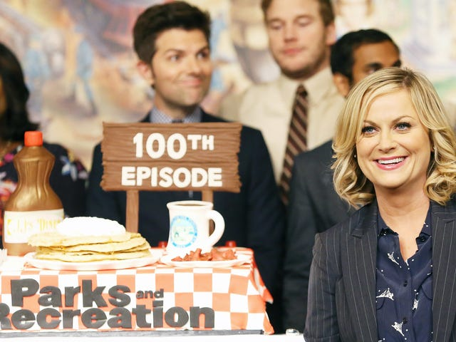 NBC til air splitter ny Parks And Rec-episode for COVID-19 lettelse