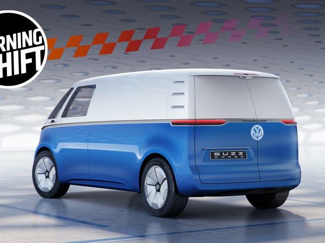 Volkswagen's Electric Revolution Could Begin In 2021
