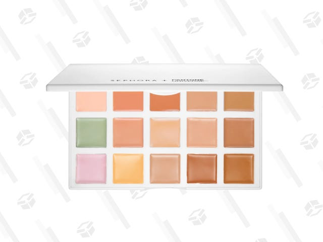 Smooth Out Your Complexion With This $25 Sephora + PANTONE Color Corrector Palette