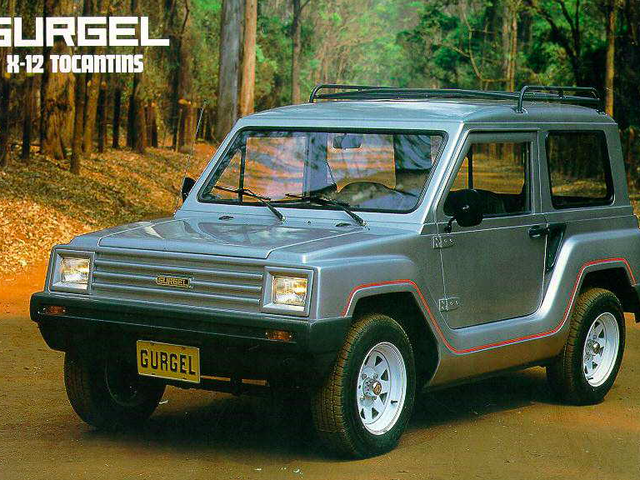 Gurgel was a fascinating Brazilian company that, in the late 1960s, began building its own dune bugg