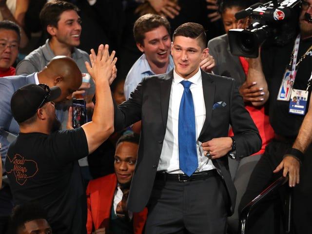 Looks Like Utah Jazz Guard Grayson Allen Will Continue His White-Privileged, Thuggish Ways in the NBA