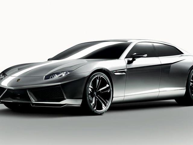 Lamborghini คันแรกของ EV จะเป็นรถคูเป้ 'ผู้ใหญ่' ที่ได้รับการออกแบบโดย Porsche Taycan: รายงาน