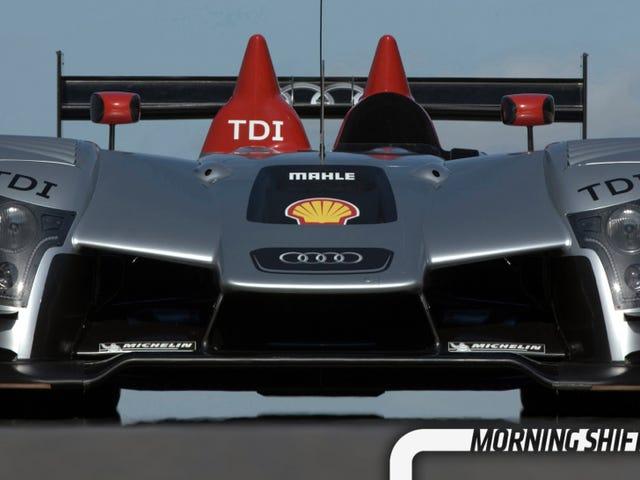 Audi Adakah Mendominasi Mewah