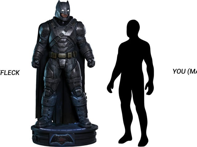 "Seven-Foot Batman ""Action Figure"" Costs $8000"