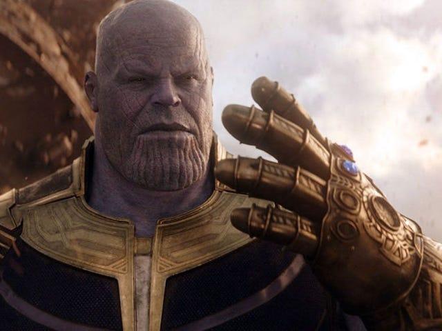 El objeto más complejo de fabricar para las películas del Universo Marvel probablemente no es el que crees