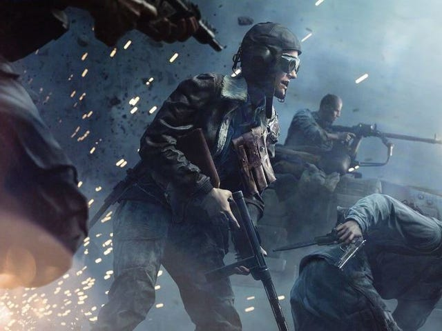 Battlefield V's Beta Feels Too Slow