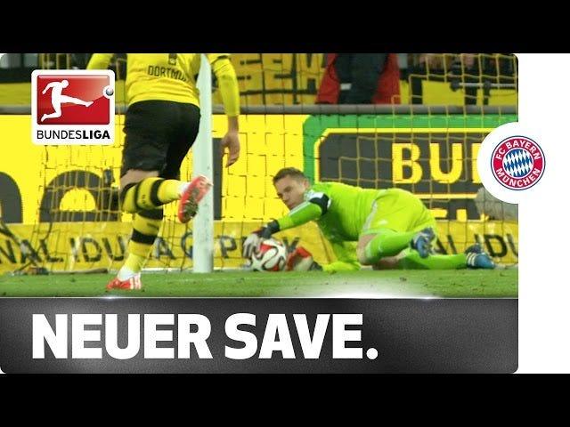 마누엘 노이어 (Manuel Neuer)는 손을 벽돌 벽으로 돌릴 수있는 능력을 가지고 있습니다.
