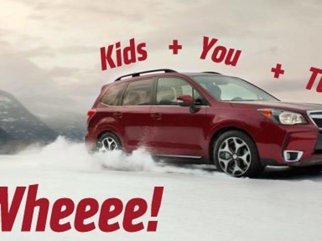 Hvad er den bedste $ 30.000 Compact Crossover, der stadig er sjovt at køre?