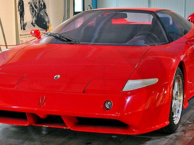 1990 Maserati Chubasco