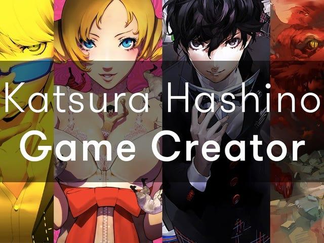 Katsura Hashino: Director of Persona 5 Interview *Toco Toco*