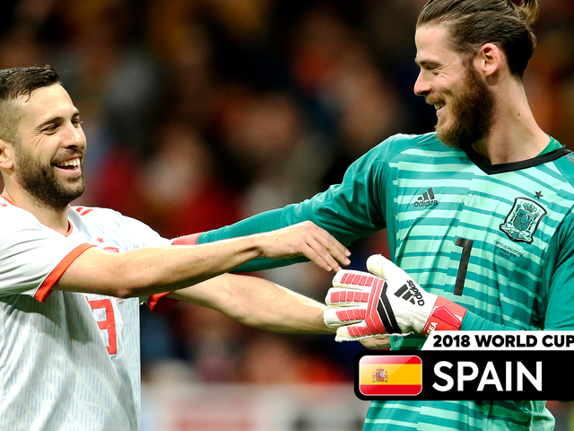 Spain Could Very Well End Up Winning The World Cup Again