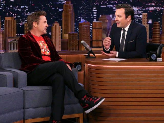 Alumni SNL Robert Downey Jr dan Jimmy Fallon berkongsi lakaran paling tidak pernah ditayangkan