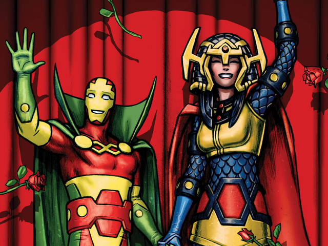 The legacies of Stan Lee and Jack Kirby square off in DC's Mister Miracle #12