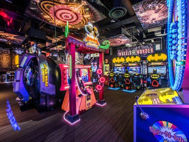 Min erfarenhet med FTW Arcade i Chicago