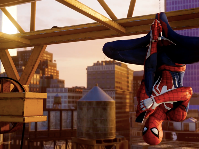 The Latest Spider-Man Game Trailer Is All About Everyone's Favorite Angry Journalist