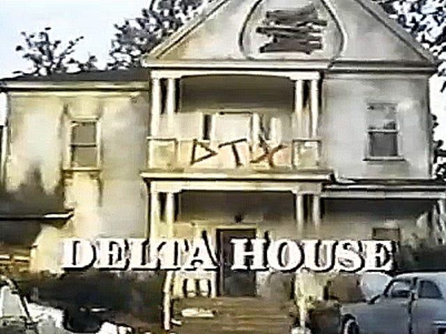Animal House tulee televisioon