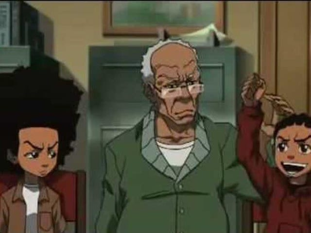 "The Boondocks is getting rebooted ""for the modern era"" by original creator Aaron McGruder"