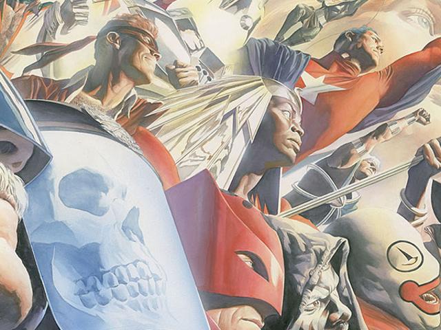 The Gorgeous Retro Superhero ComicAstro CityIs Making Its Way to Television