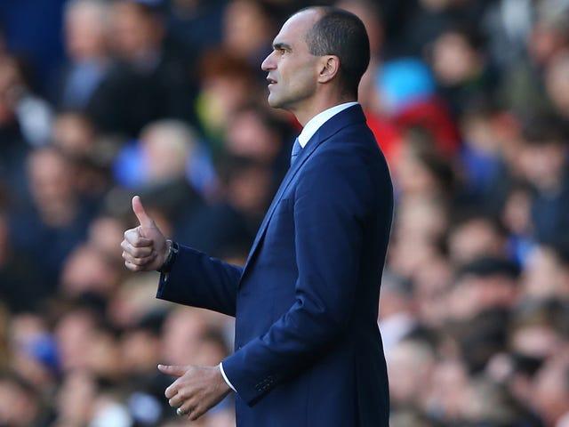 Rapor: Everton Bugün Roberto Martínez Ateşlemek