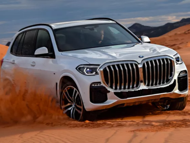 Here's The 2020 BMW X5 Before You're Supposed To See It