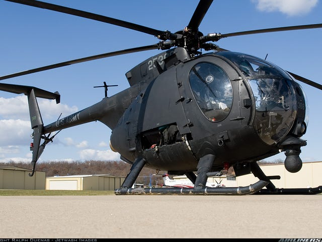 MH-6 Little Bird