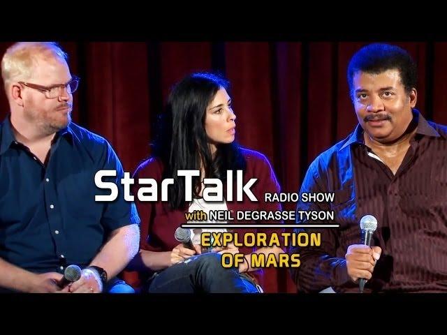 Neil deGrasse De geweldige StarTalk Tyson krijgt zijn eigen tv-serie