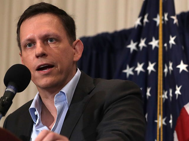 Peter Thiel's VC Fund to Host Conference for Ideological 'Heretics,' Maybe Summon a Ghost or Two