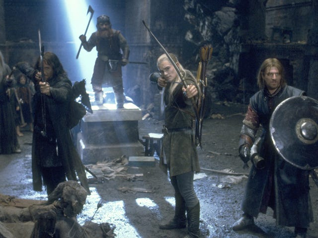 George R.R. Martin Remarks on the Lord of the Rings Death That Inspired His Own Murderous Rampage