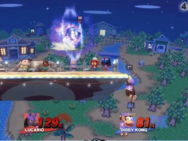 Unknown Lucario Player Berbintang Dalam Bulan Ini Terbaik <i>Smash 4</i> Set