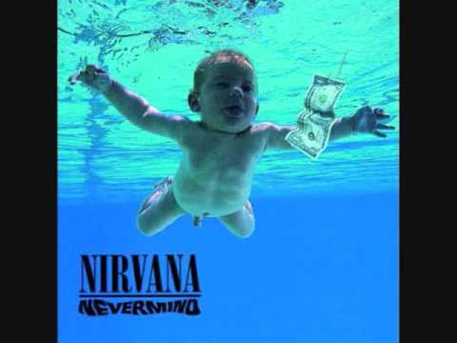Nirvana — 'Territorial Pissings'
