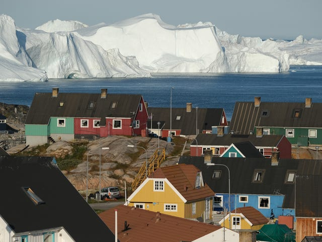 'Tôi sợ': Một cuộc thăm dò lần đầu tiên cho thấy người dân Greenland lo lắng thế nào về biến đổi khí hậu