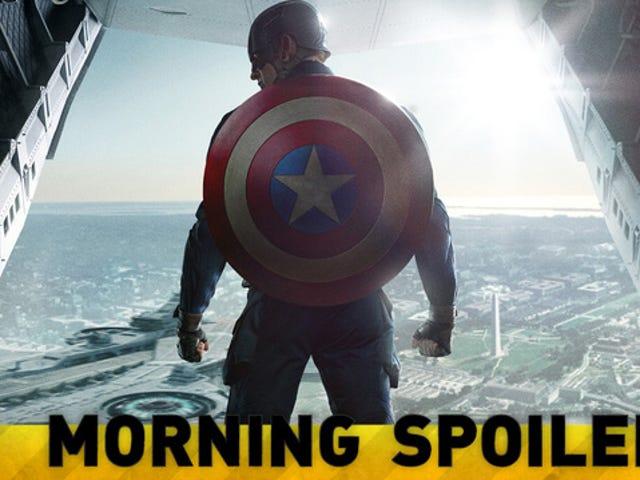 Showdown: Will Captain America 3 go up against Batman Vs. Superman?