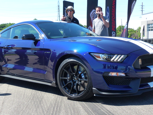 Why The 2019 Ford Mustang Shelby GT350 Should Go Even Faster Now