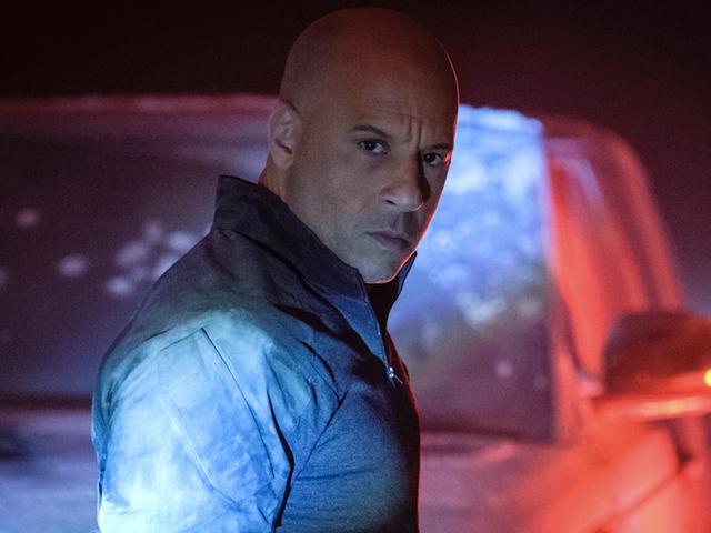 Vin Diesels tegneserie-potboiler Bloodshot er stum sjov klædt som smart sci-fi